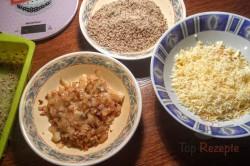 Zubereitung des Rezepts Gesundes Brot ohne Mehl, schritt 1