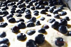 Zubereitung des Rezepts Fluffiger Heidelbeerkuchen, schritt 4