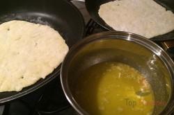 Zubereitung des Rezepts Traditionelle slowakische Kartoffelfladen, schritt 3