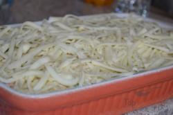 Zubereitung des Rezepts Nudelauflauf mit Thunfisch und Käse, schritt 6