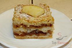 Zubereitung des Rezepts Gestreuter Tassenkuchen mit Äpfeln, schritt 9