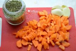 Zubereitung des Rezepts Linsensuppe, schritt 2