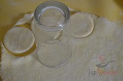 Zubereitung des Rezepts Zarte Mini-Quarktaschen zum Kaffee, schritt 3