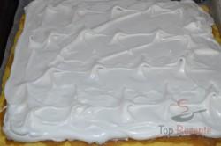 Zubereitung des Rezepts Apfelkuchen mit Schneehaube, schritt 8