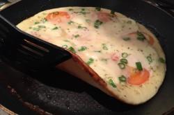 Zubereitung des Rezepts Schnelle Pizza aus der Pfanne in 15 Minuten, schritt 11