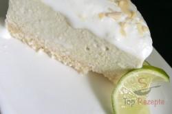 Zubereitung des Rezepts Erfrischende Limettentorte ohne Backen, schritt 8