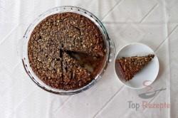 Zubereitung des Rezepts Eine gesunde Variante des Mohnkuchens, schritt 1