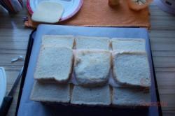 Zubereitung des Rezepts Herzhafte Torte – mit Fotoanleitung von einem Fan, schritt 9