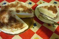 Zubereitung des Rezepts Vanillecreme-Torte ohne Backen, schritt 12