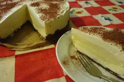 Zubereitung des Rezepts Vanillecreme-Torte ohne Backen, schritt 13