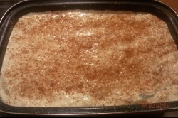 Zubereitung des Rezepts Milchreis-Auflauf mit Aprikosen und Quark, schritt 7