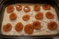 Zubereitung des Rezepts Milchreis-Auflauf mit Aprikosen und Quark, schritt 6