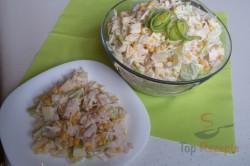Zubereitung des Rezepts Sellerie-Ananas-Porree-Salat, schritt 5