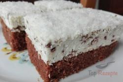 Zubereitung des Rezepts Schoko-Kokos-Kuchen, schritt 1