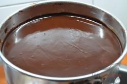 Ein geniales Rezept für einen wunderbaren Cheesecake ohne Backen, den ihr in wenigen Minuten fertig habt, schritt 8