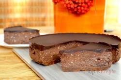 Ein geniales Rezept für einen wunderbaren Cheesecake ohne Backen, den ihr in wenigen Minuten fertig habt, schritt 9
