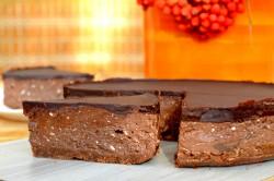 Ein geniales Rezept für einen wunderbaren Cheesecake ohne Backen, den ihr in wenigen Minuten fertig habt, schritt 10