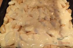 Zubereitung des Rezepts Ein wunderbarer Apfelkuchen, schritt 7
