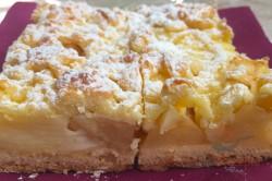 Zubereitung des Rezepts Ein wunderbarer Apfelkuchen, schritt 9