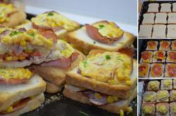Zubereitung des Rezepts Überbackene Pizza-Sandwiches, schritt 7
