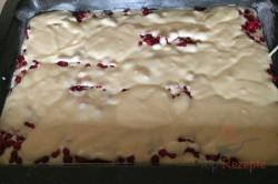 Zubereitung des Rezepts Der feinste Kuchen mit der perfekten Creme in der Mitte, schritt 5