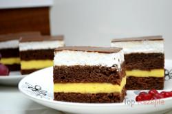 Zubereitung des Rezepts Leckerer cremiger Kuchen, schritt 8