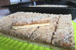 Zubereitung des Rezepts Fantastischer Kuchen mit Nussbaiser, schritt 11