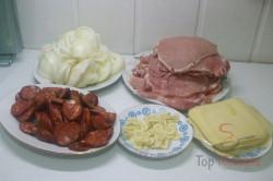 Zubereitung des Rezepts Überbackene Schweineschnitzel aus dem Backofen, schritt 2