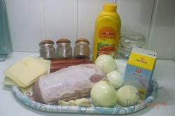 Zubereitung des Rezepts Überbackene Schweineschnitzel aus dem Backofen, schritt 1