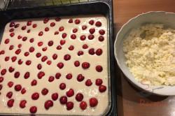 Zubereitung des Rezepts Ungarischer Quark-Kirsch-Kuchen, schritt 5