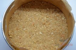 Zubereitung des Rezepts Aprikosen-Joghurt-Torte OHNE BACKEN, schritt 3
