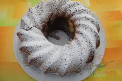 Zubereitung des Rezepts Kakao-Gugelhupf mit Quark, schritt 7