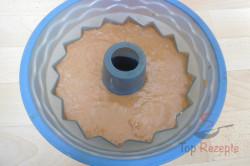 Zubereitung des Rezepts Kakao-Gugelhupf mit Quark, schritt 4