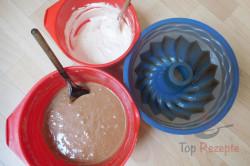 Zubereitung des Rezepts Kakao-Gugelhupf mit Quark, schritt 1