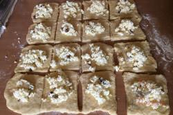 Rezept aus Omas Küche: Quarktaschen mit Hefeteig, schritt 5