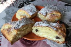 Rezept aus Omas Küche: Quarktaschen mit Hefeteig, schritt 11