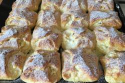 Rezept aus Omas Küche: Quarktaschen mit Hefeteig, schritt 9