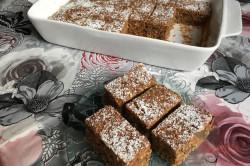 Zubereitung des Rezepts Wunderbarer gesunder Kuchen, den man sich ohne schlechtes Gewissen gönnen kann, schritt 9