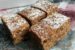 Zubereitung des Rezepts Wunderbarer gesunder Kuchen, den man sich ohne schlechtes Gewissen gönnen kann, schritt 10