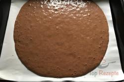 Schoko-Creme-Schnitten für Schokoholics (Tassenrezept), schritt 3