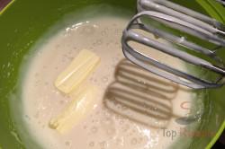 Schoko-Creme-Schnitten für Schokoholics (Tassenrezept), schritt 7