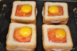 Zubereitung des Rezepts Gefüllte Sandwiches – 2 Arten, schritt 8