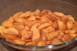 Zubereitung des Rezepts Apfelauflauf mit Nüssen OHNE MEHL und ZUCKER – FOTOANLEITUNG, schritt 9