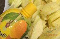 Zubereitung des Rezepts Apfelauflauf mit Nüssen OHNE MEHL und ZUCKER – FOTOANLEITUNG, schritt 1