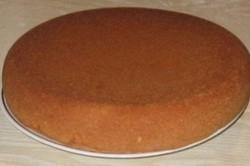 Zubereitung des Rezepts Der einfachste Biskuitteig für Torten und Kuchen, schritt 6
