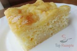 Zubereitung des Rezepts Ein ganz toller Zuckerkuchen aus Hefeteig, mit Sahne überzogen, schritt 5