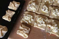 Rezept aus Omas Küche: Quarktaschen mit Hefeteig, schritt 6