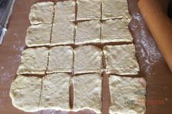 Rezept aus Omas Küche: Quarktaschen mit Hefeteig, schritt 4
