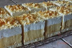 """Zubereitung des Rezepts Kuchen """"Eisiger Himmel"""", schritt 2"""