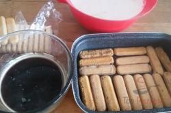"""Zubereitung des Rezepts Köstliches cremiges """"TIRAMISU"""", schritt 8"""